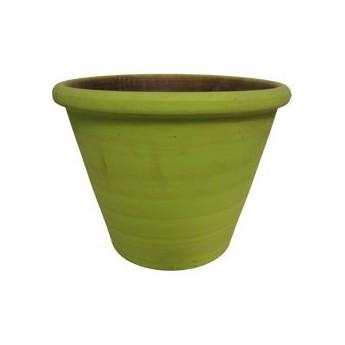 Vaso lacado grande